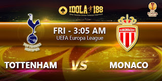 Prediksi Tottenham Hotspur vs Monaco 11 Desember 2015   UEFA Liga Europa