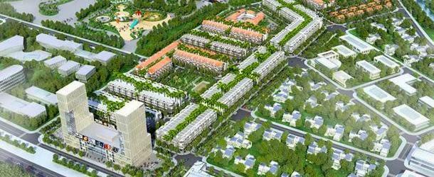 Nhà phố Dương Hồng Garden House, Đất nền Dương Hồng Garden House, Biệt thự Dương Hồng Garden House