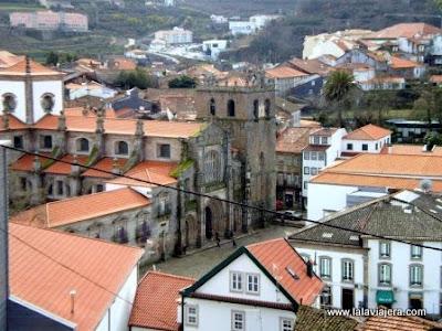 Catedral Se Lamego, Portugal