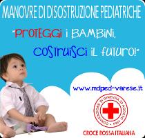 Partecipo al Progetto MDPed: Manovre di Disostruzione Pediatrica