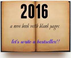 www.alysonhorcher.com, alysonhorcher@gmail.com, www.facebook.com/alyson.horcher, new year resolutions, new year weight loss, new year new you, 2016, a new year is a new book with blank pages