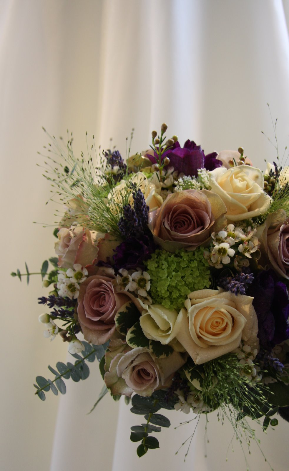 Vintage Floral Wedding Bouquets : The flower magician vintage spring wedding bouquet