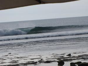 תמונה בחוף באלנגן-צילמתי ממצב מנוחה על החוף