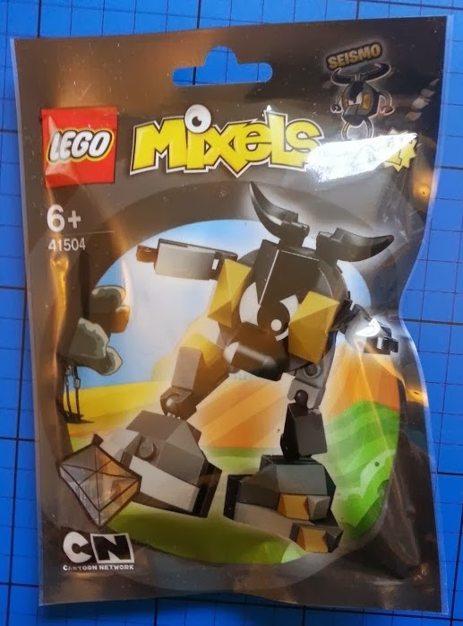 Lego Mixels Pack 41504 Seismo