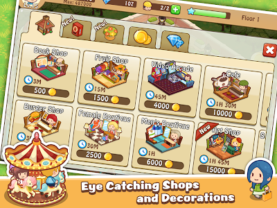 Happy Mall Story Android Game Apk Download