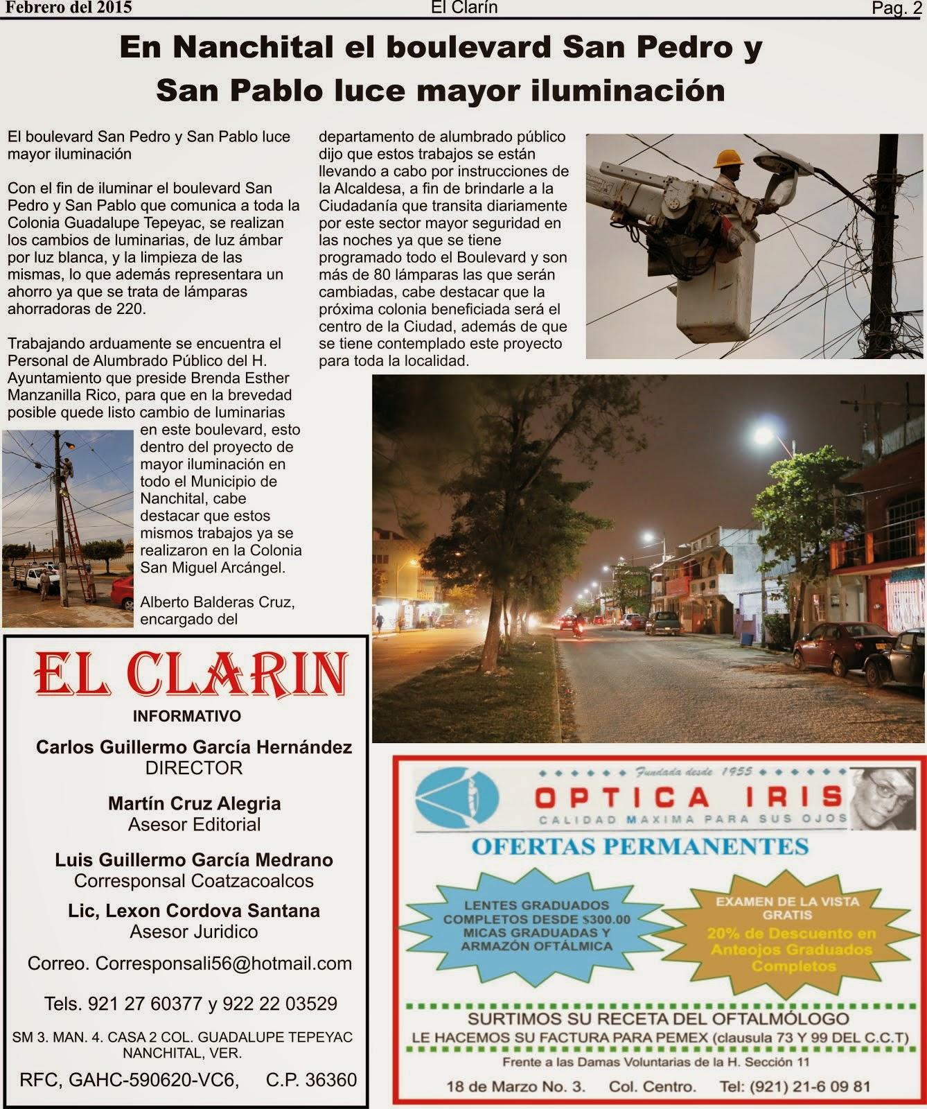 Periodico El Clarin