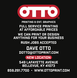 Otto Printing & Ent. Graphics