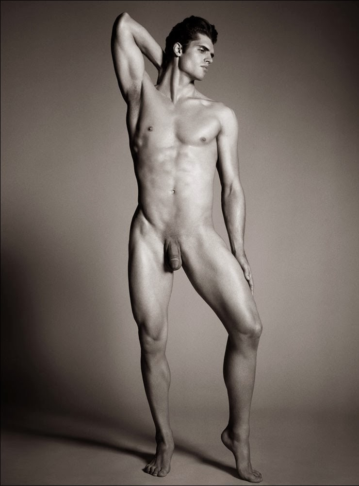 Opinion you Nude male model full body