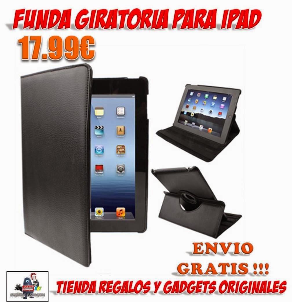 Funda giratoria iPad