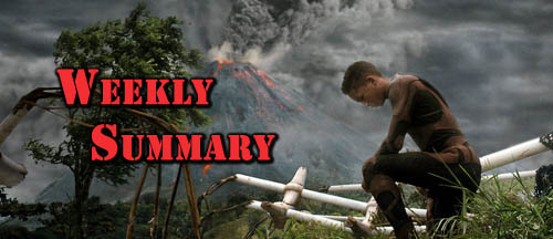 Weekly Summary Jaden Smith After Earth