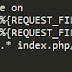 Percantik URL Code Igniter