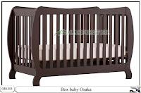 Tempat tidur baby box balita osaka
