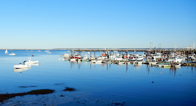 Provincetown, MA harbor