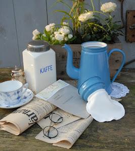 Kaffefilter til din Madam blå