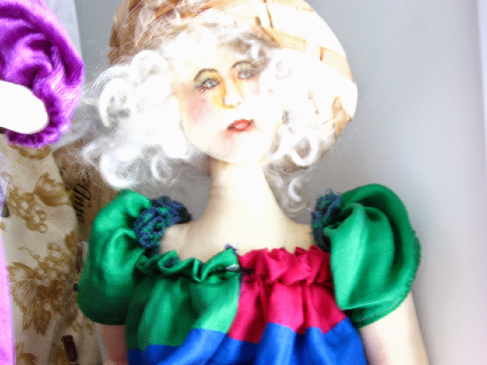 Doll Artist | Navigating Hectivity by Micki Bare