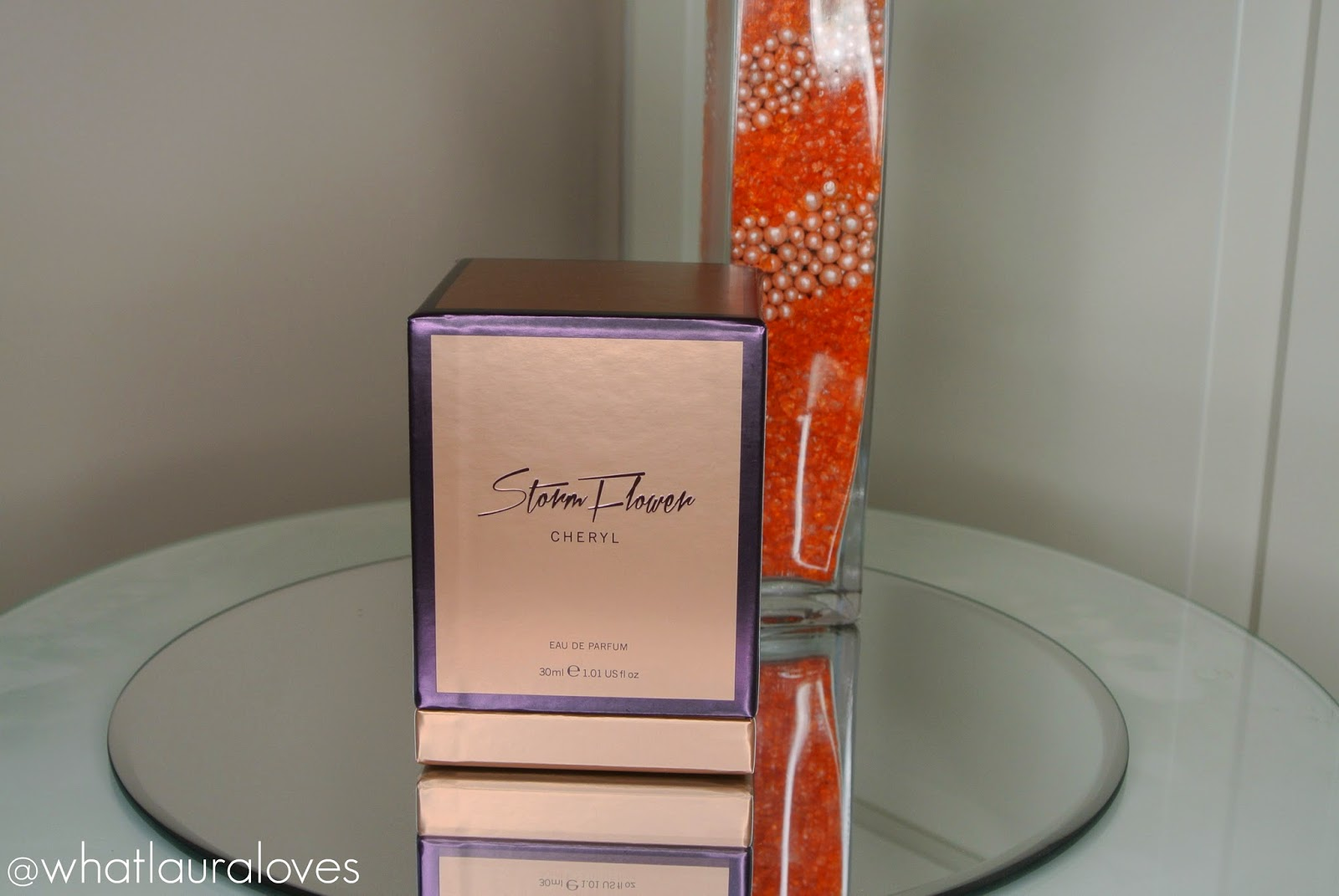 Cheryl Cole Storm Flower Perfume Review Fragrance Fernandez Versini