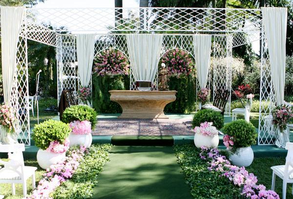 Casamento No Campo~ Decoracao De Casamento No Jardim
