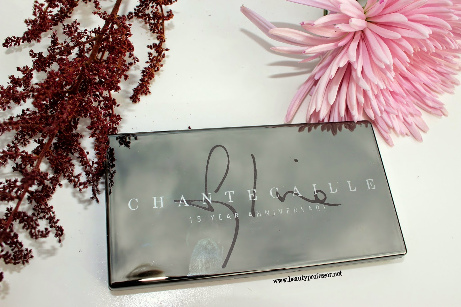 chantecaille 15 year anniversary palette