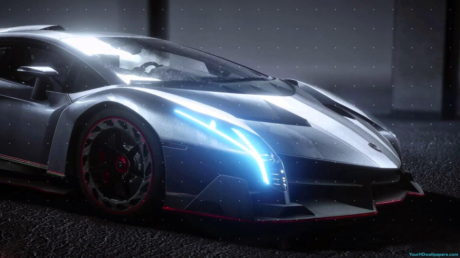 Gambar Mobil Sport Mewah Lamborghini
