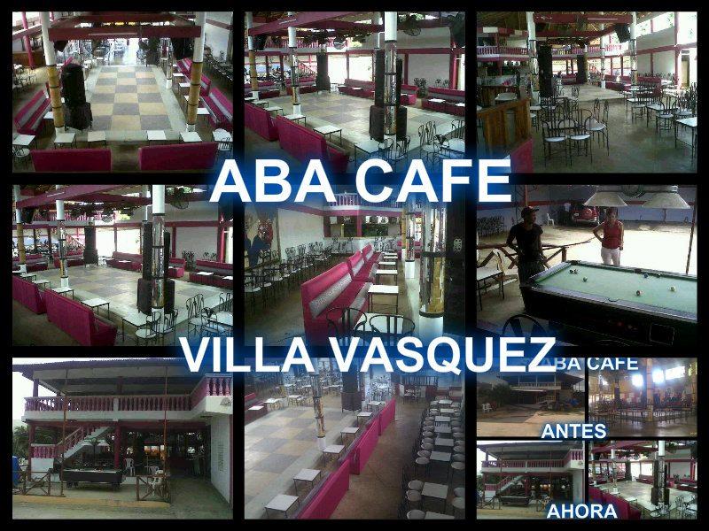 ABA CAFE VILLA VASQUEZ