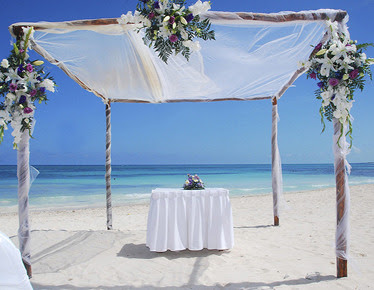 Beach Wedding Decorations Cheap