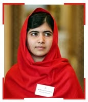 Courage under fire Malala's mission