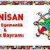 Büyükelçi Kerim Uras'ın Ulusal Egemenlik Ve Çocuk Bayramı Mesajı