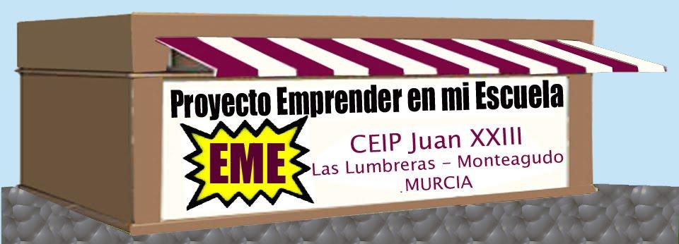 Proyecto EME (Emprender en mi Escuela) 2012-13