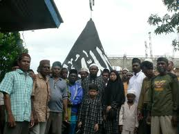 SUBHANALLAH: Ratusan Suku Pedalaman PAPUA Peluk Islam