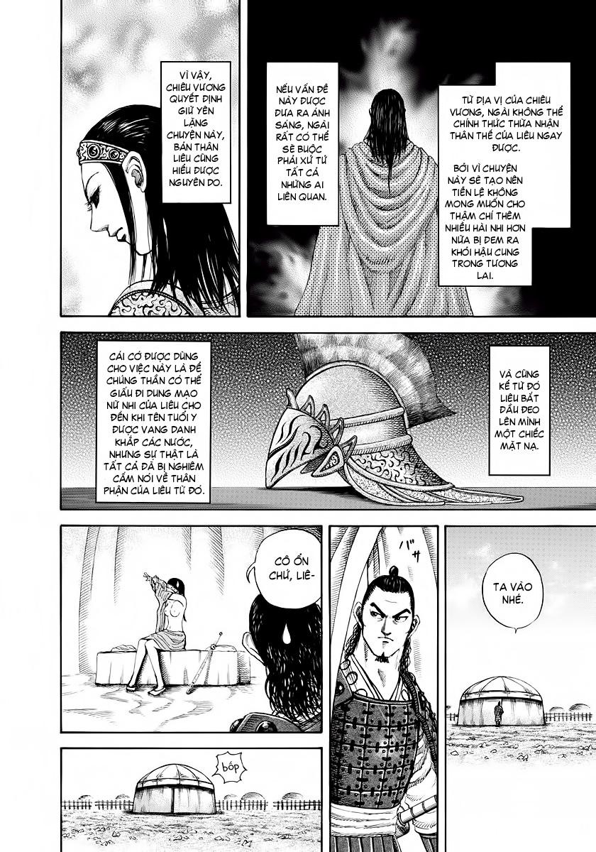 Kingdom – Vương Giả Thiên Hạ (Tổng Hợp) chap 164 page 7 - IZTruyenTranh.com