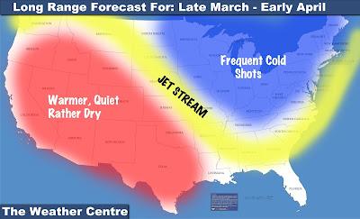 2014 Long Range Weather Forecast