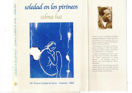 """Libro """"soledad en los pirineos"""""""