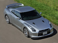 Nissan GT-R Wallpapers