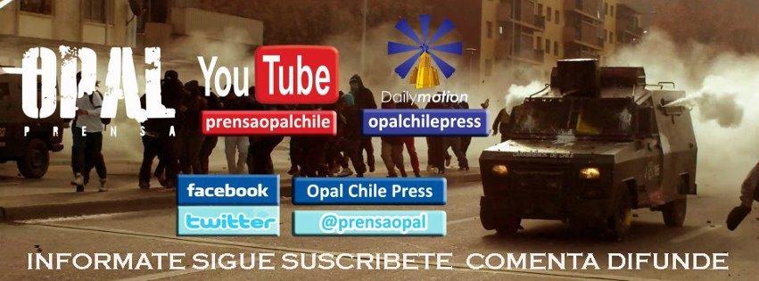 Prensa Opal Chile