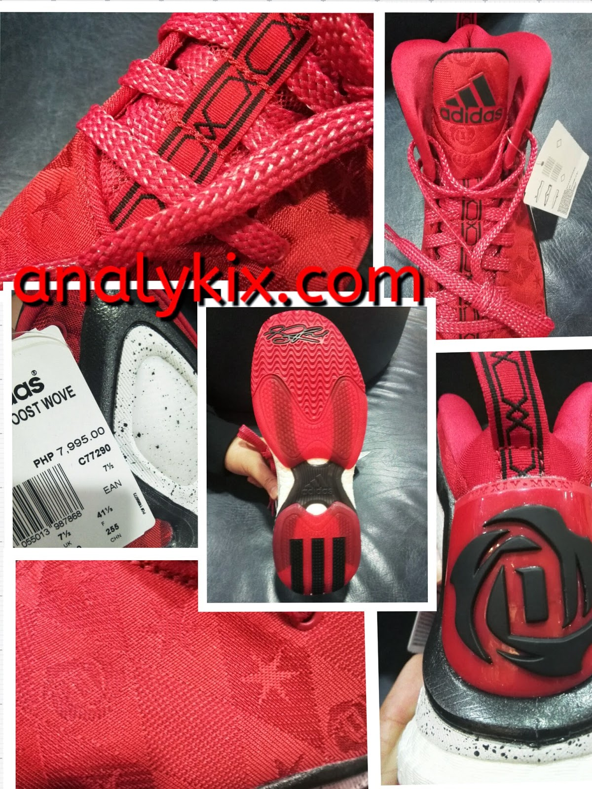 06442bbccaeba3 Adidas DRose 5 Boost Brenda