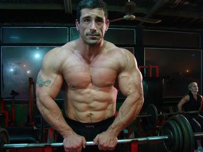 Argentina Bodybuilder Wallpaper