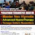 WORKSHOP HYPNOTHERAPY & KUASA MINDA DI MALAYSIA