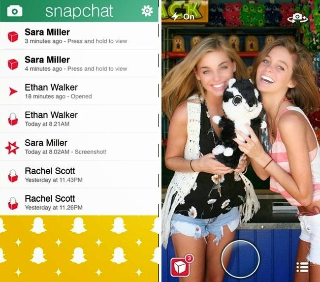 Trucos App Snapchat