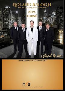 Május 29. Finucci Bros Quartet