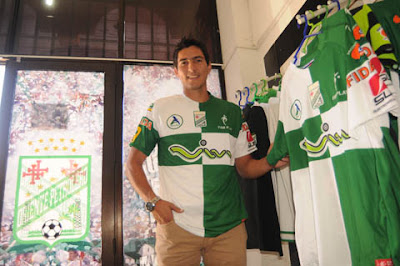 Oriente Petrolero - Carlos Arias - Club Oriente Petrolero