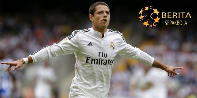 Chicharito Takkan Tinggalkan Real Madrid