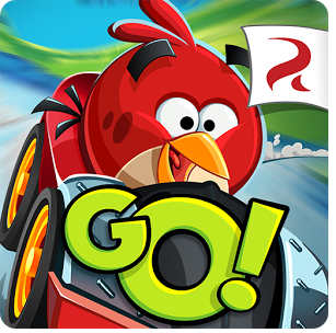 Angry Birds Go! v1.3.2 Mod [Unlimited Gold]