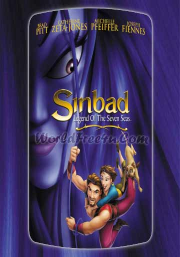 Poster Of Sinbad (2003) Full Movie Hindi Dubbed Free Download Watch Online At worldfree4u.com