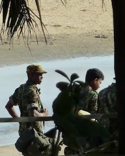 Ne pas offenser le bouddhisme au Sri Lanka