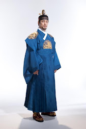 Ji Jin Hee As King Sukjong (Main Character In Dong Yi Jewel In The Crown)