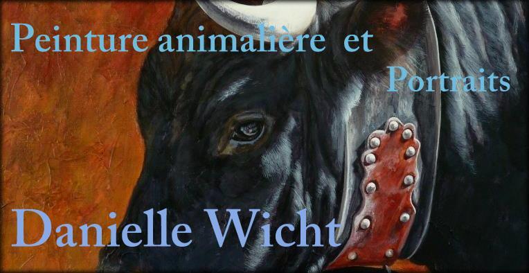 Peinture animalière et portraits - Danielle Wicht