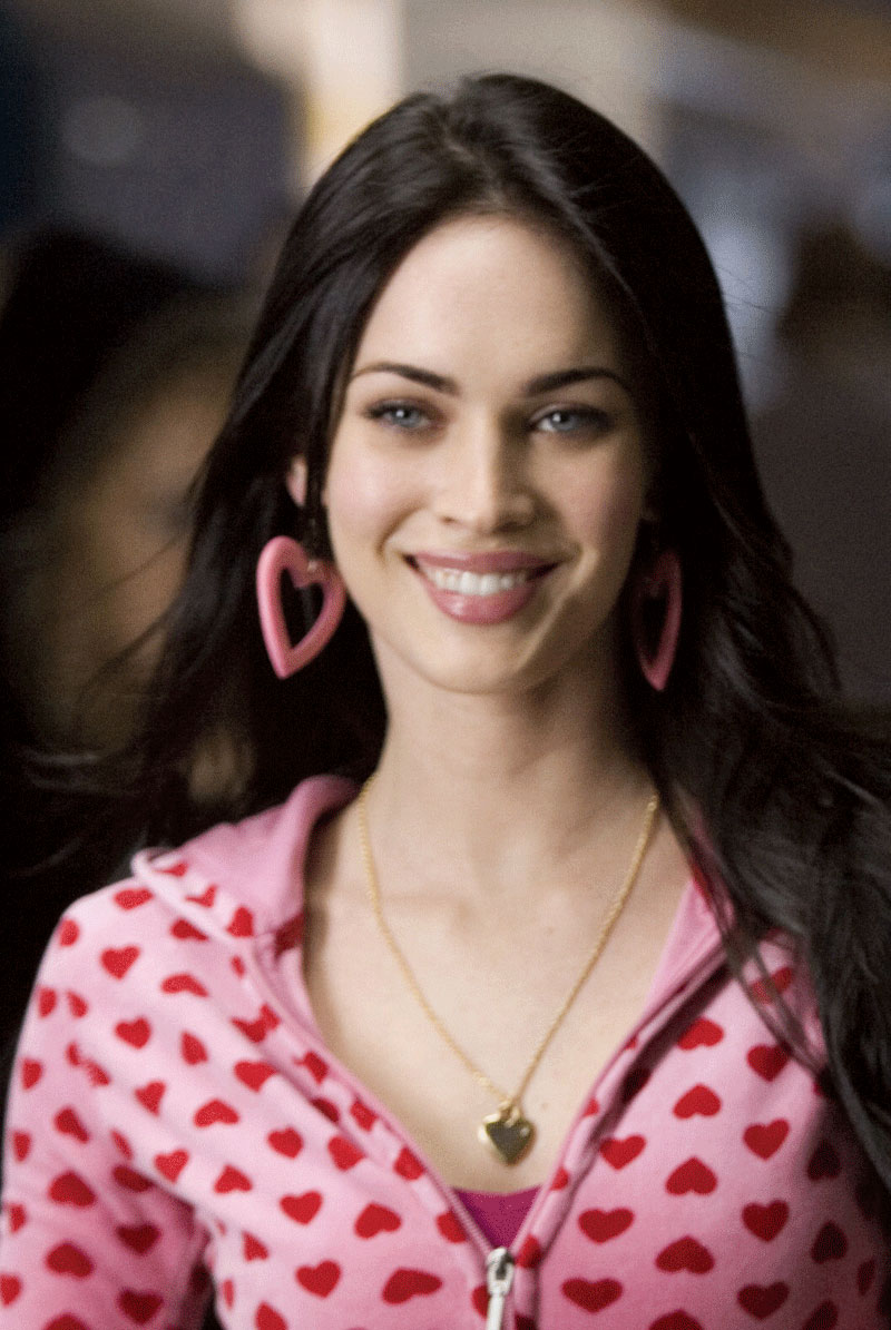 Megan fox as jennifer body