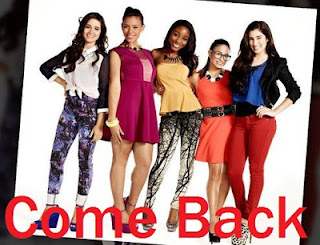 The Lylas - Come Back Lyrics