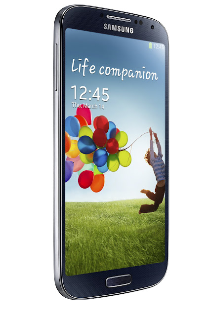 Samsung Galaxy S4 Update Via