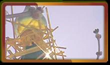 На Благовещение в Дзержинске на берегу Окского затона освятили новый храм Сергия Радонежского!